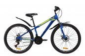 "Велосипед ST 26"" Discovery TREK AM DD с крылом Pl 2020: заказать"