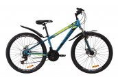 "Велосипед ST 26"" Discovery TREK AM DD с крылом Pl 2020: стоимость"