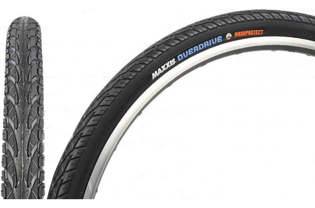 Купить Покрышка 700x35C MAXXIS (TB90108400) Overdrive, MaxxProtect 27TPI, 70a