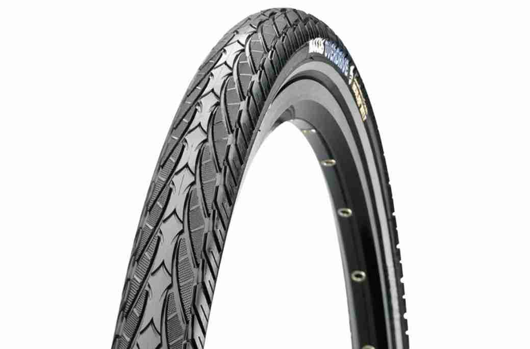 Купить Покрышка 700x35C MAXXIS (ETB90108400) Overdrive, MAXXPROTECT/REF 27TPI, 70a, Wire